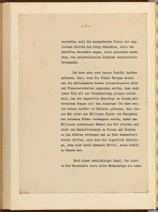 Hitler's Political Testament, p3
