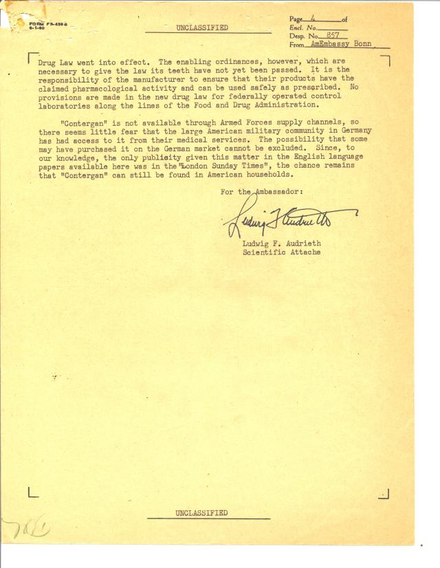 Despatch 857, American Embassy, Bonn to the Department of State, 12/22/1961 p4