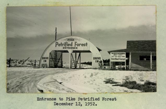 Photograph of entrance