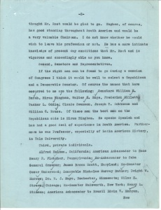 Letter from Secretary of State Kellogg to President Calvin Coolidge, Aug 19, 1927 p2