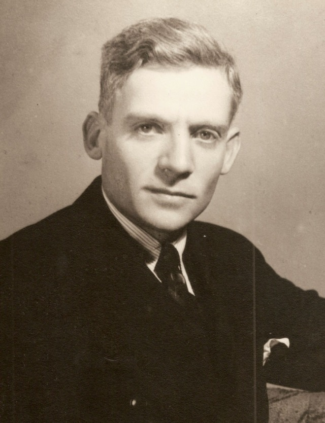 John Gallup Laylin, 1943 portrait - from ancestry