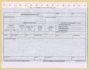 image of current NA Form 14001