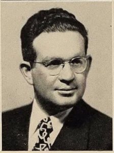 Nathan Reingold at NYU, 1947 - from Ancestry.com