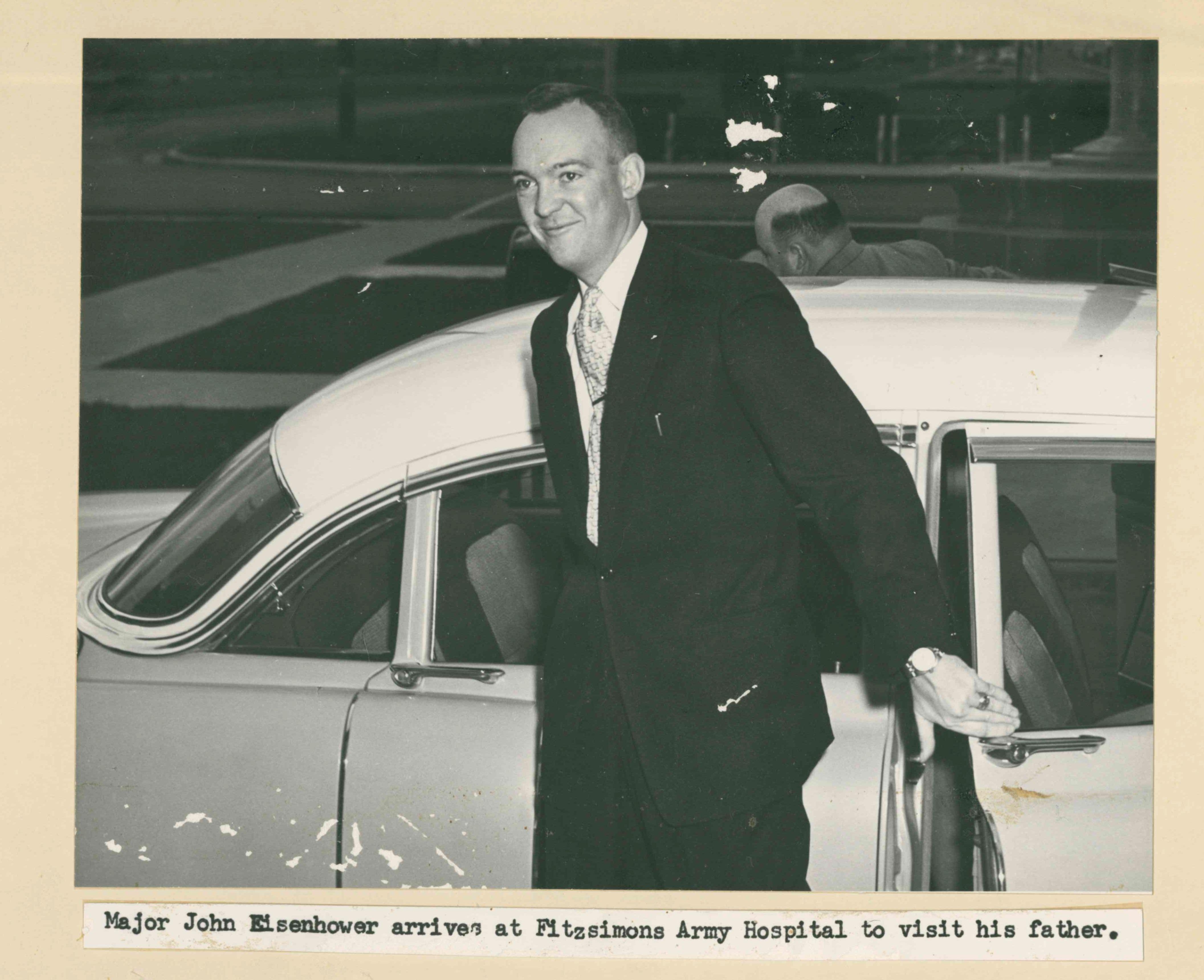 """Heart Attack Strikes Ike,"""" President Eisenhower's 1955 Medical ..."""