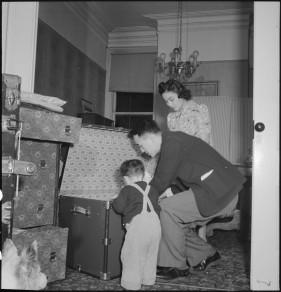 Dave Tatsuno and his family.