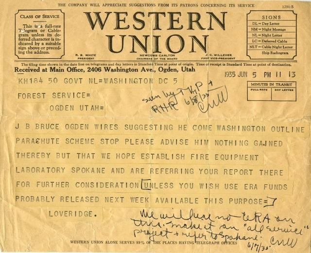 Bruce Telegram