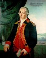 Portrait of Manuel Quimper.