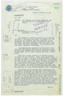 U.S. Embassy Great Britain to Department of State, Despatch 2690, November 25, 1947, 1947, file 841.0011/11-2547, 1945-49 Central Decimal File, RG 59