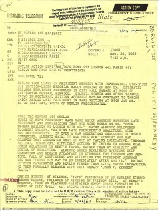 Telegram 728, Nov 26, 1963 p1
