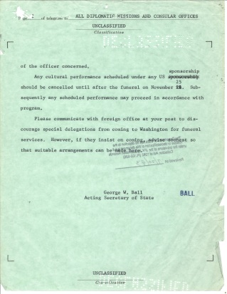 Circular Telegram 937. Nov 22, 1963 p2